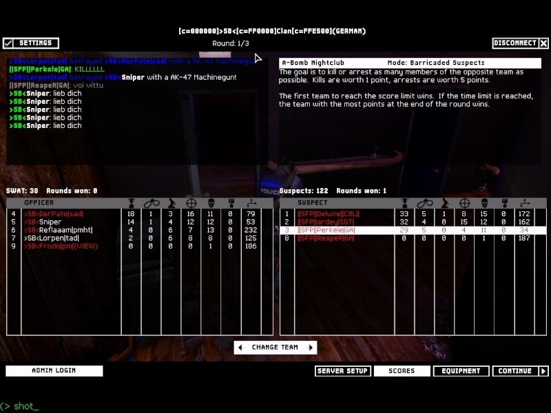 Clan war against SB 27.10.07 Result: won Cw_aga11