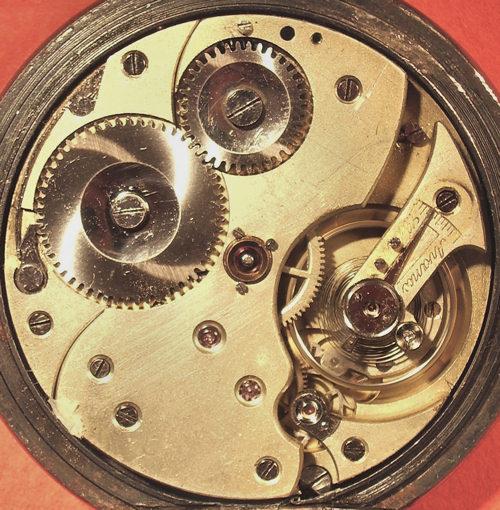 Les plus belles montres de gousset des membres du forum - Page 2 Brazie11