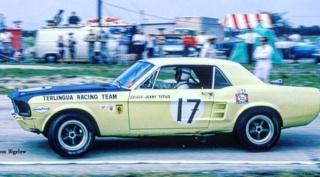 L'équipe de course Terlingua de Shelby-American en 1967 22090010