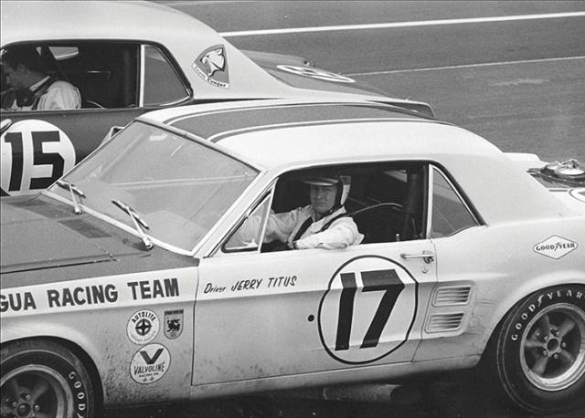 L'équipe de course Terlingua de Shelby-American en 1967 Titus_14