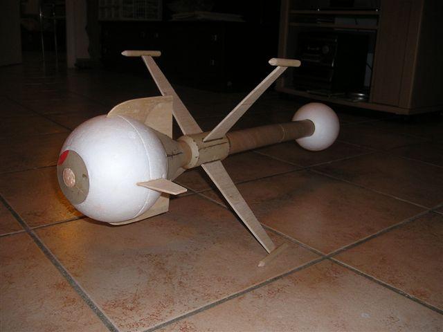 X-Wing de Star Wars construit pour de vrai P2190510