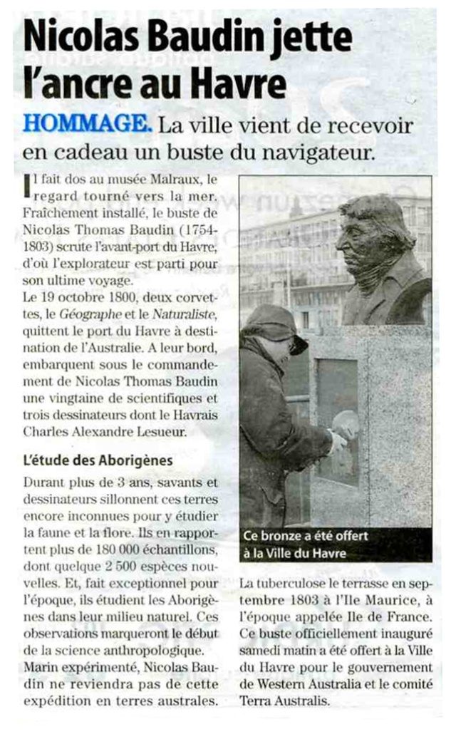 Buste de l'explorateur Nicolas BAUDIN Copie_10