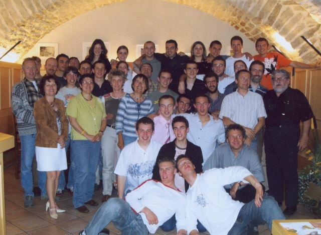 Classe SCBH promo 2007