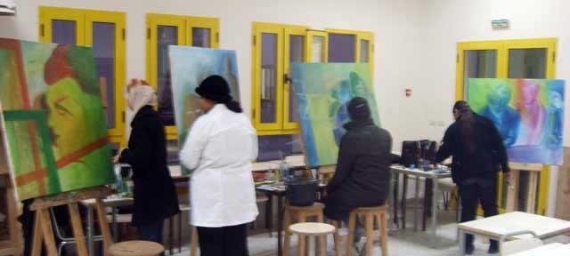 Peinture السنوات الثانية - 2007-2008 (isamk) Isamk610