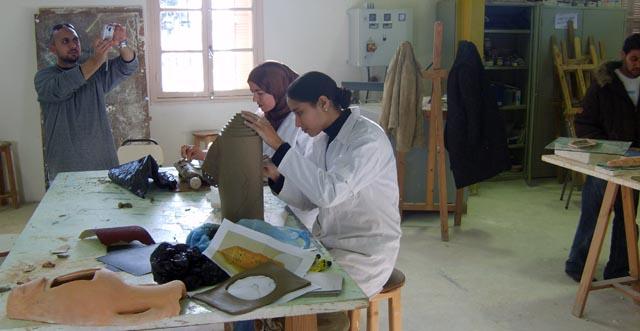خزف من انتاج الطلبة اكتوبر 2007 (isamk) Ver9810