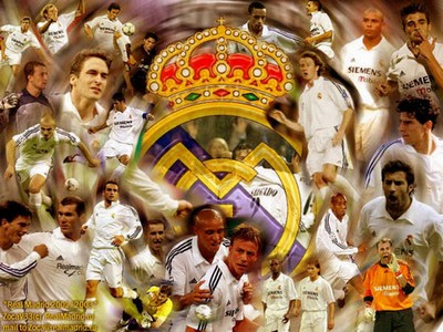Corazones Madridistas