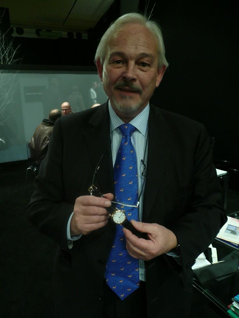 Les montres d'exception de Philippe Dufour Salon213