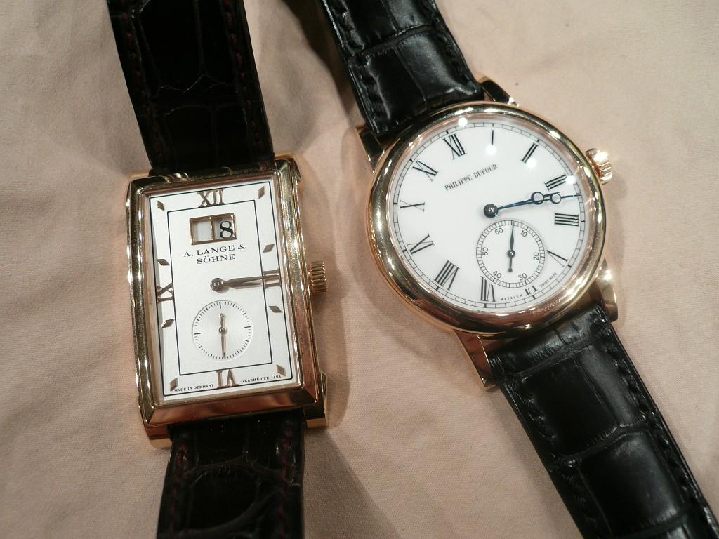 Les montres d'exception de Philippe Dufour Salon232