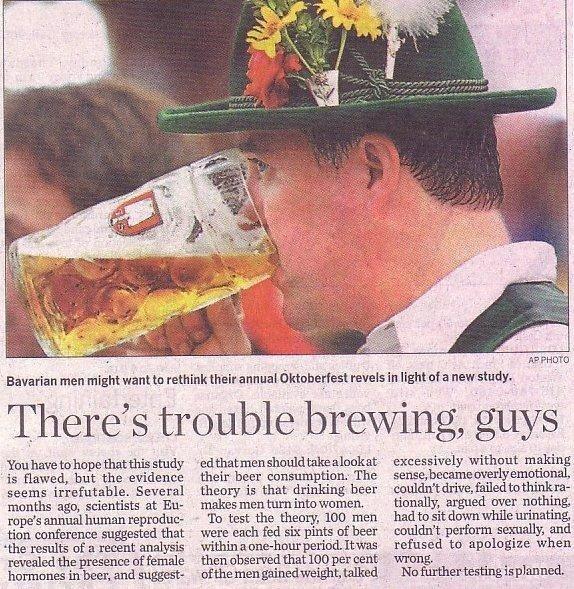 Beer Turn Men Into Wemin Beerar10