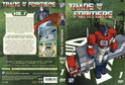 Coffret DVD de Les Transformers (G1) de France par Déclic Images et UFG Junior Declic13
