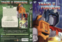 Coffret DVD de Les Transformers (G1) de France par Déclic Images et UFG Junior Declic17