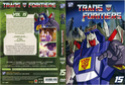 Coffret DVD de Les Transformers (G1) de France par Déclic Images et UFG Junior Declic23