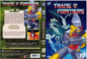 Coffret DVD de Les Transformers (G1) de France par Déclic Images et UFG Junior Declic27