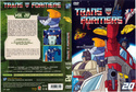 Coffret DVD de Les Transformers (G1) de France par Déclic Images et UFG Junior Declic28