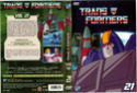 Coffret DVD de Les Transformers (G1) de France par Déclic Images et UFG Junior Declic29