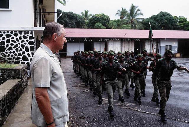 DENARD Bob olonel Comores 1995 dernier baroud 1_kand10