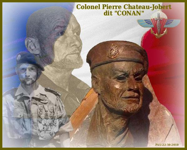 "Inauguration du buste du Colonel ""Conan""Chateau-Jobert 1_lagi11"