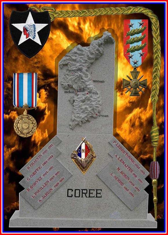 Bataillon de Corée Français 1_lp10