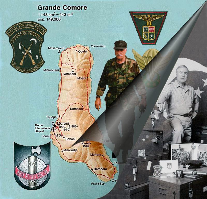 DENARD Bob olonel Comores 1995 dernier baroud 1_plaq10