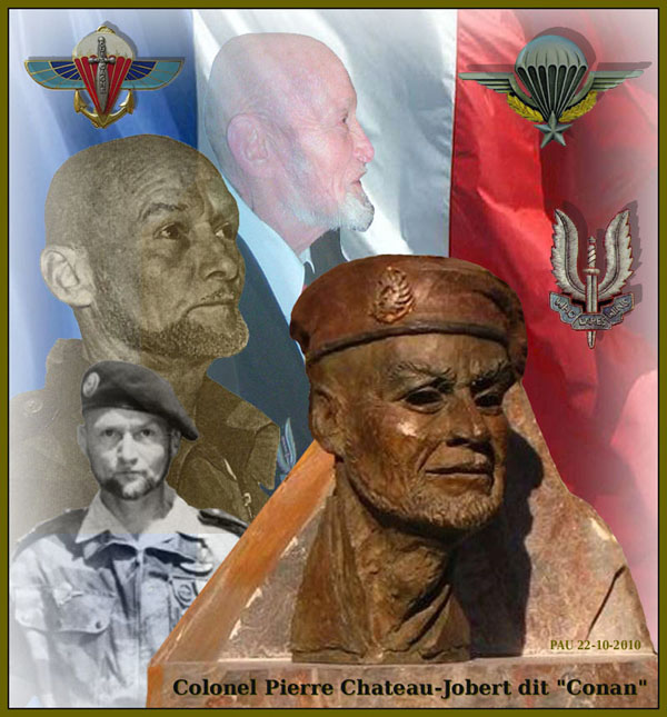"Inauguration du buste du Colonel ""Conan""Chateau-Jobert 2_foru12"