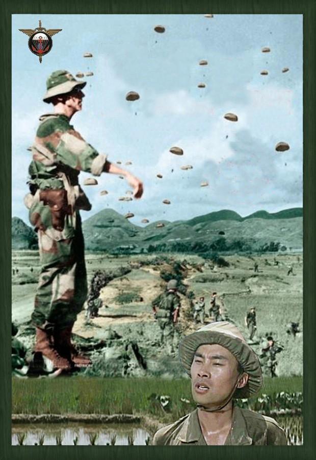 Guerre d'Indochine parcours de Marcel Bigeard 1945/1954 5_plaq10