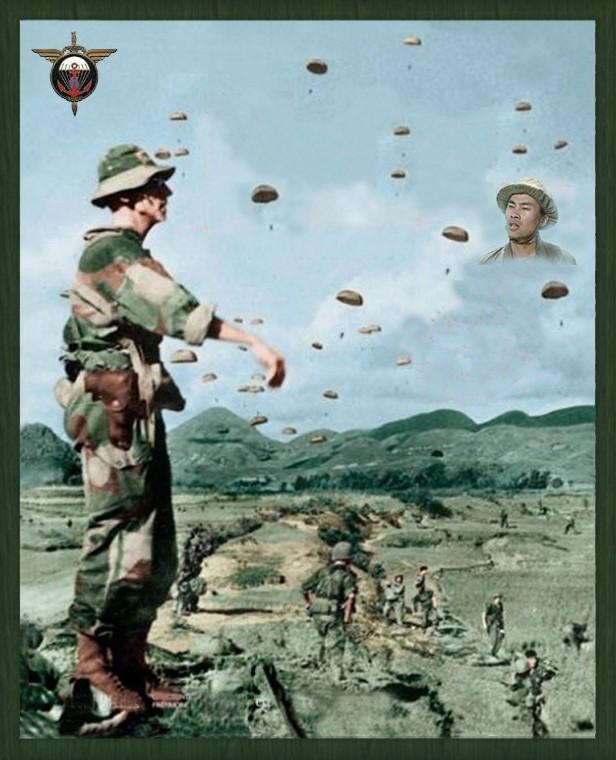 Guerre d'Indochine parcours de Marcel Bigeard 1945/1954 6_plaq10