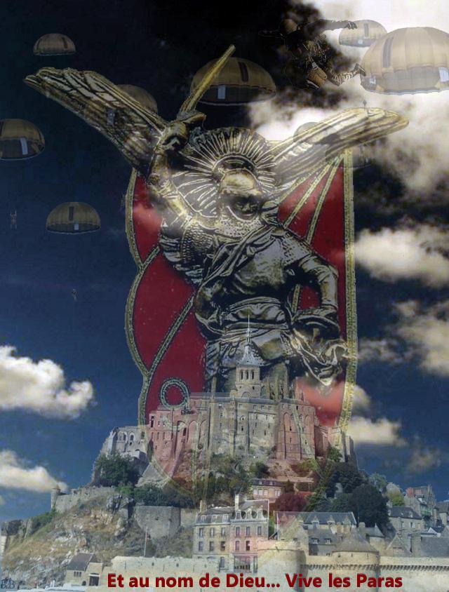 Les bérets rouges célèbrent Saint-Michel patron des paras 9_rcp_11