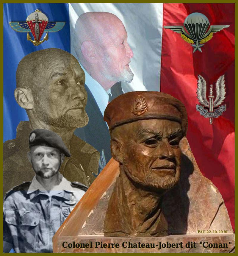 CHATEAU-JOBERT Pierre -colonel- dit CONAN A_240_10