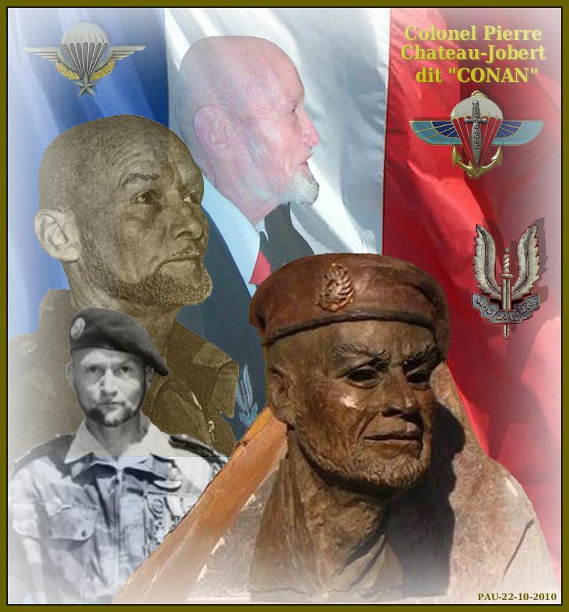 CHATEAU-JOBERT Pierre -colonel- dit CONAN A_243_10