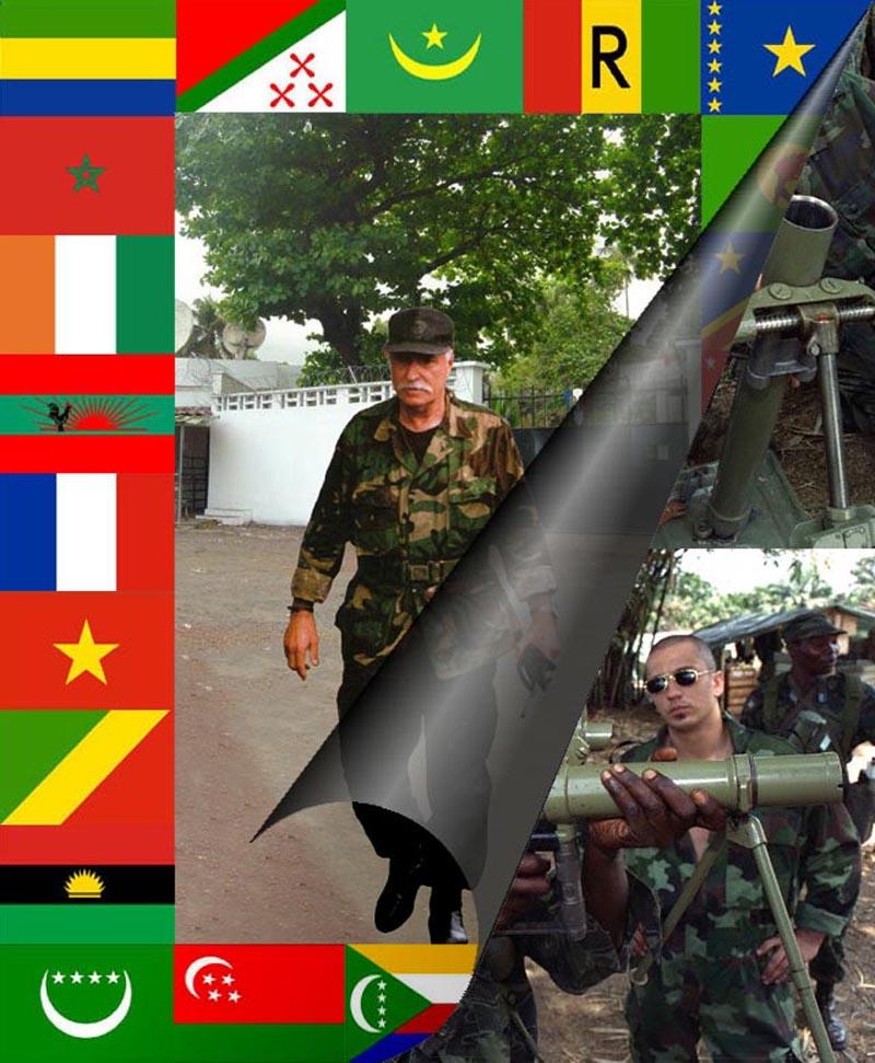 DENARD Bob olonel Comores 1995 dernier baroud Bob_mo10