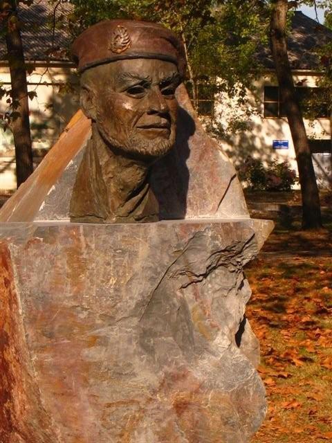 "Inauguration du buste du Colonel ""Conan""Chateau-Jobert Conan_12"