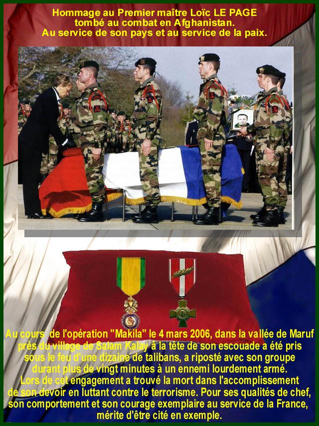 LE PAGE Loïc - Maître Principal fusilier marin commando - mort au combat le 4 mars 2006 en Afghanistan Loic_l10