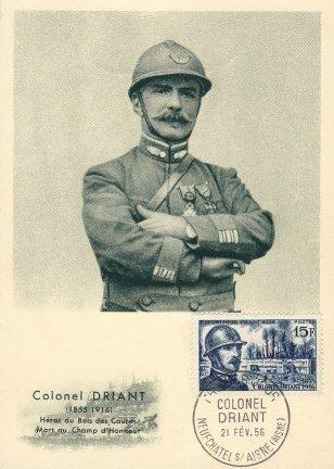 LT/C Colonel DRIANT Driant10