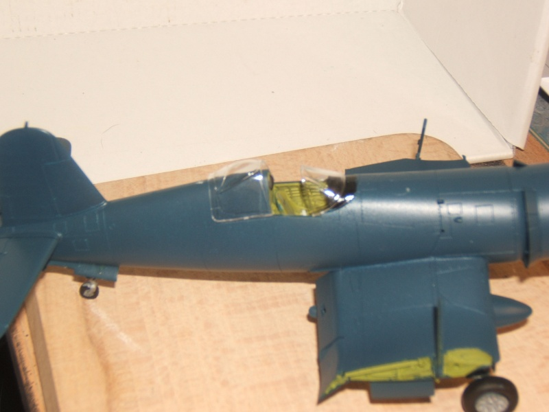 Corsair  TAMIYA 1/48 Dscf4317