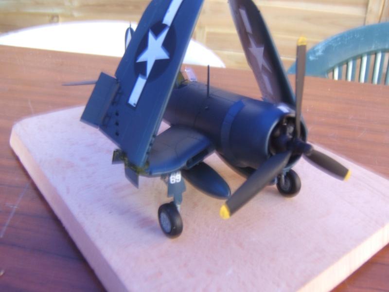 Corsair  TAMIYA 1/48 Dscf4319