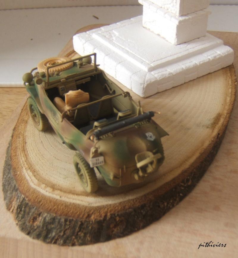 """SCHWIMMWAGEN Type 166   """"Tamiya 1/35"""" Dscf4331"""