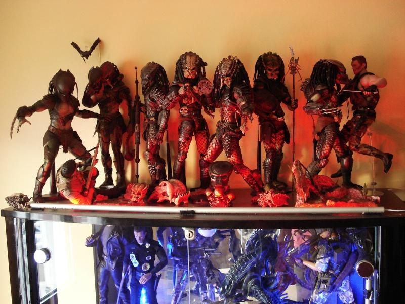 collec redfield MAJ 20/04/11 ->  Predator Family Dsc08211