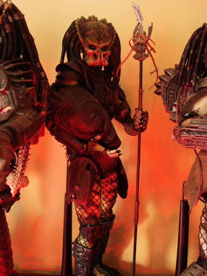 collec redfield MAJ 20/04/11 ->  Predator Family Dsc08215