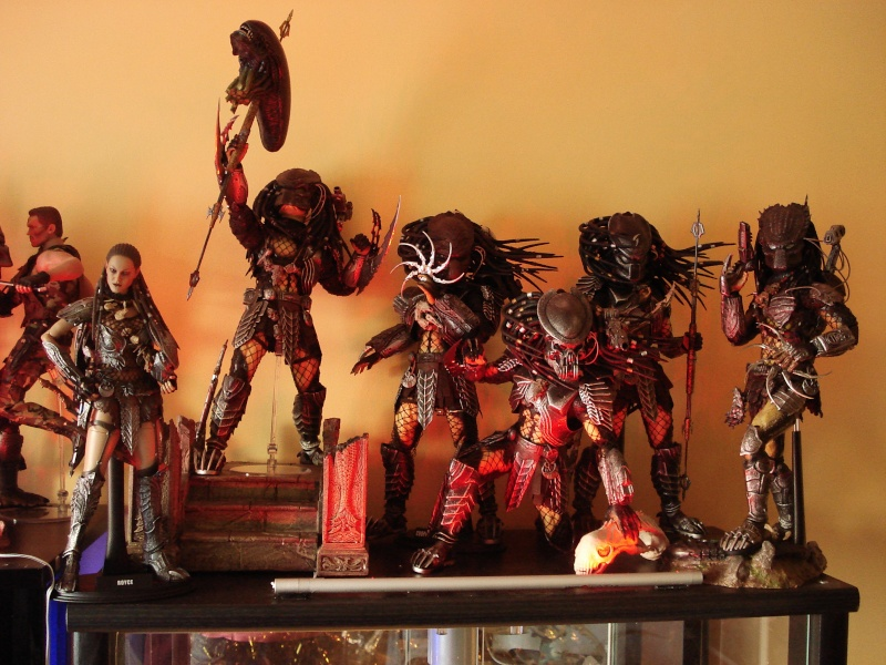 Collection n°329 : Redfield  MAJ du 15/08/11--> MAJ Predator Jungle Dsc08217