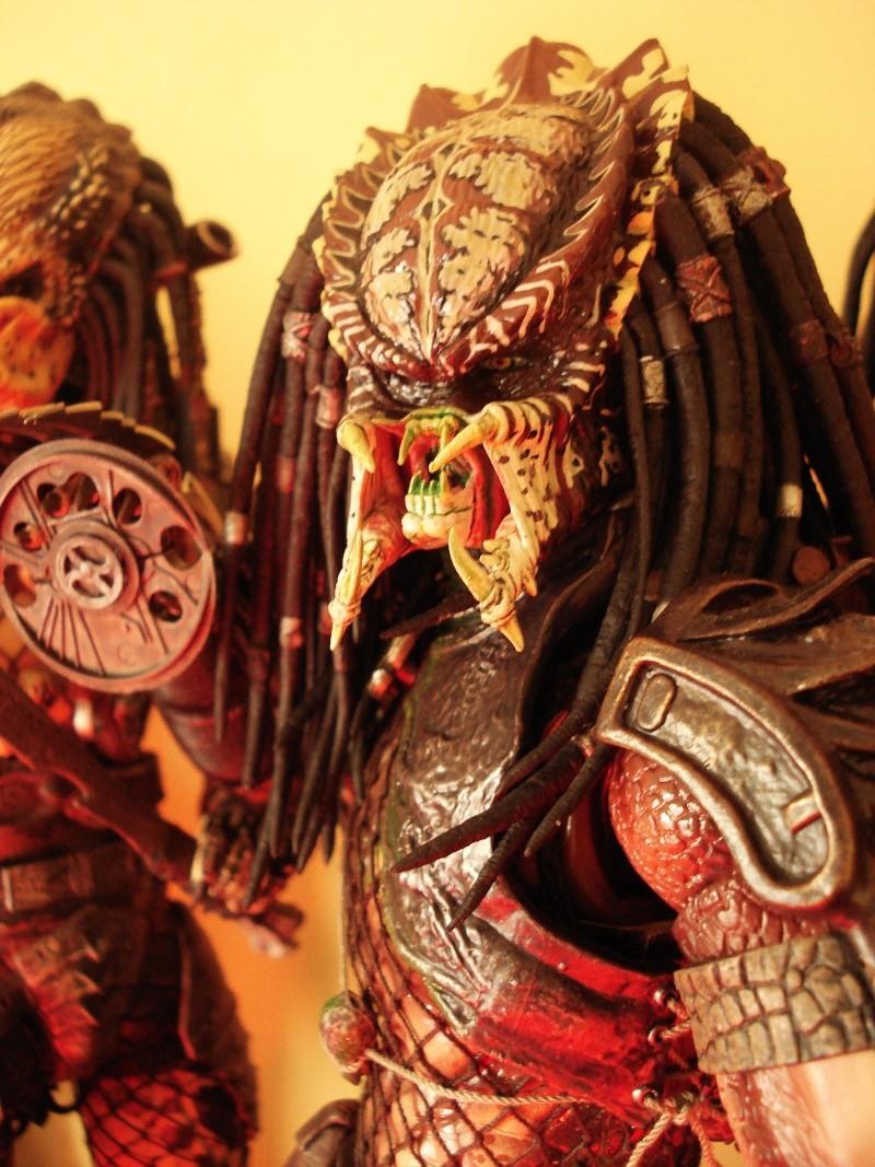 collec redfield MAJ 20/04/11 ->  Predator Family Dsc08312