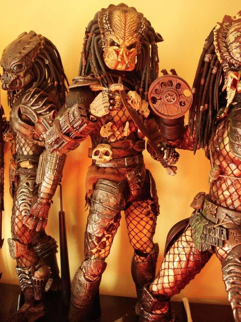 collec redfield MAJ 20/04/11 ->  Predator Family Dsc08313