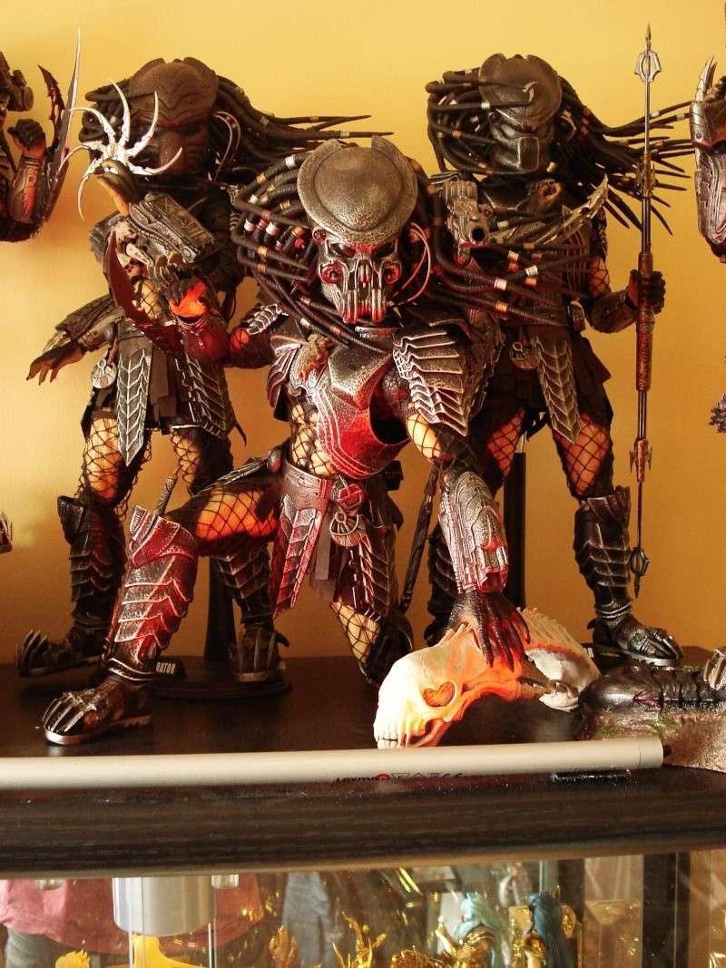 collec redfield MAJ 20/04/11 ->  Predator Family Dsc08323