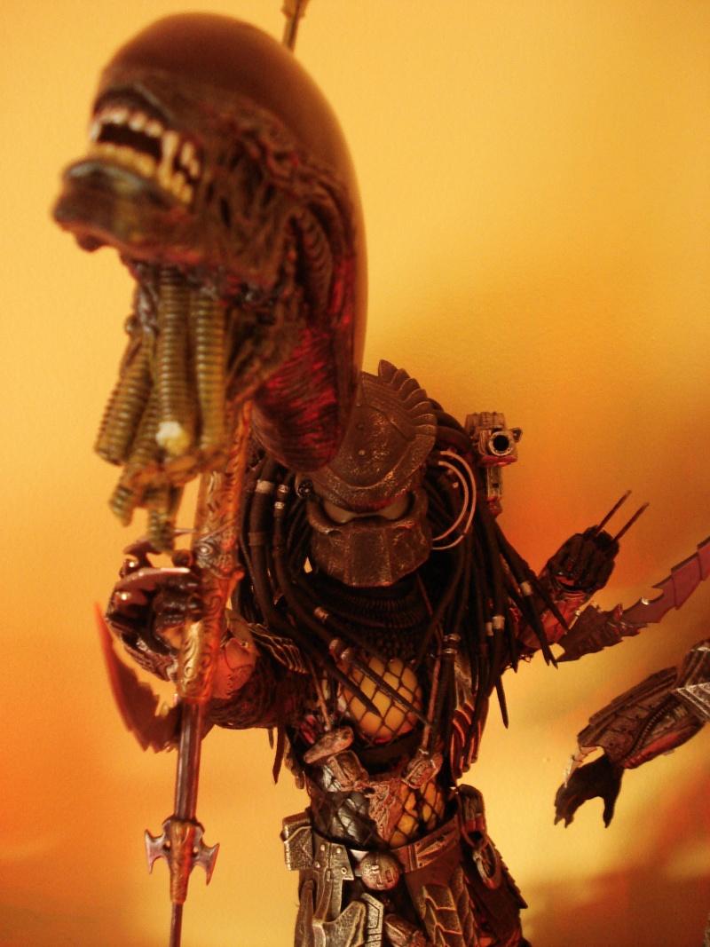 collec redfield MAJ 20/04/11 ->  Predator Family Dsc08331