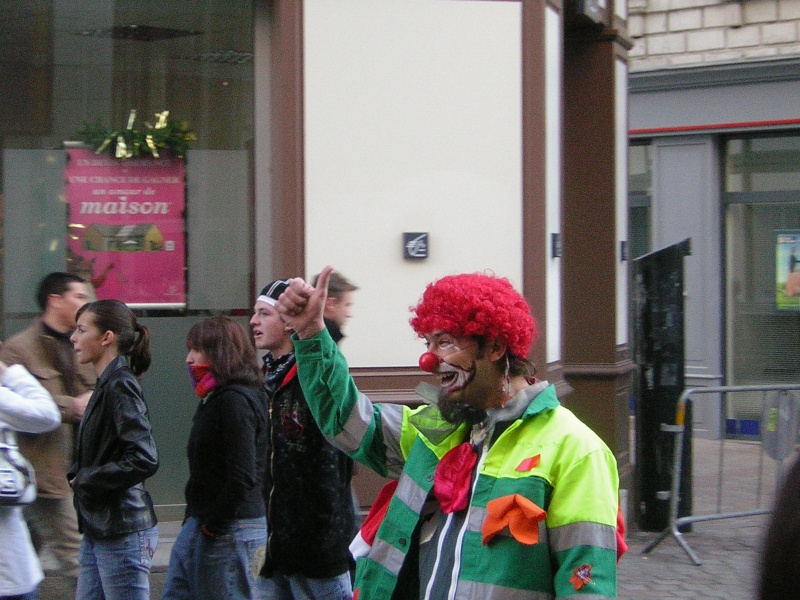 Photos armée des 12 clowns enfin ! Dscn2911