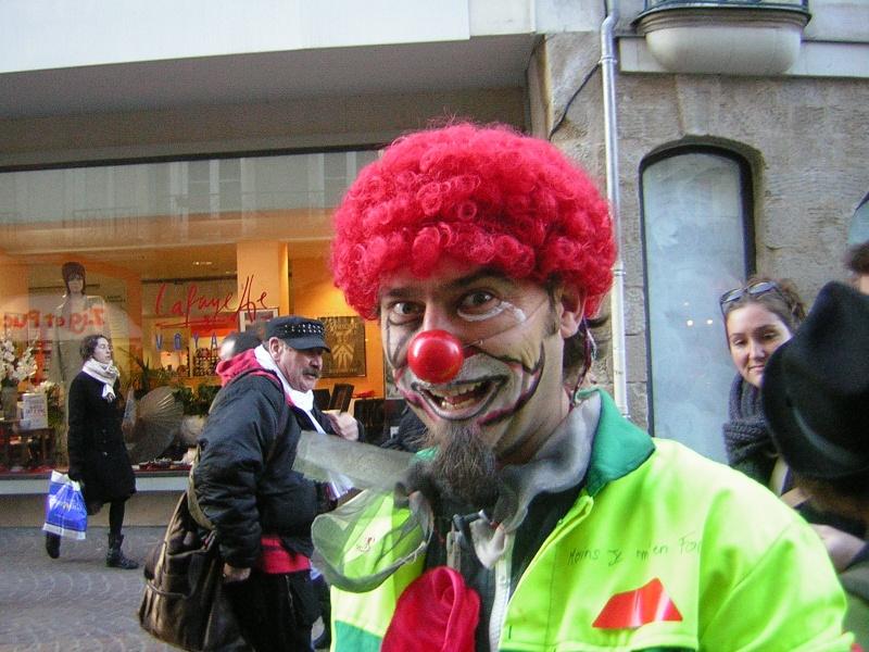 Photos armée des 12 clowns enfin ! Dscn2927