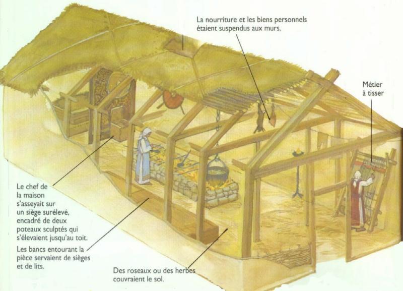 Une cabane bien chauffée... Maison10
