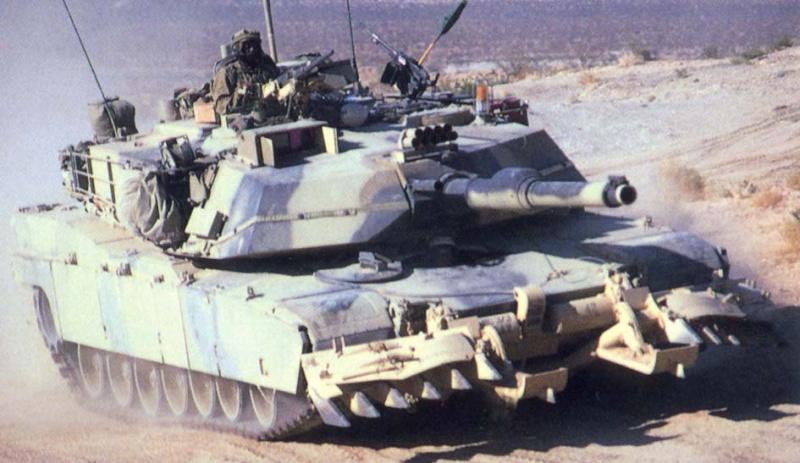 M1A1 Mine plow 00002510