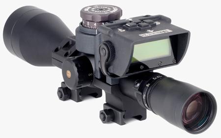 Barrett Optical Ranging System - Accessoire sympathique! 7210