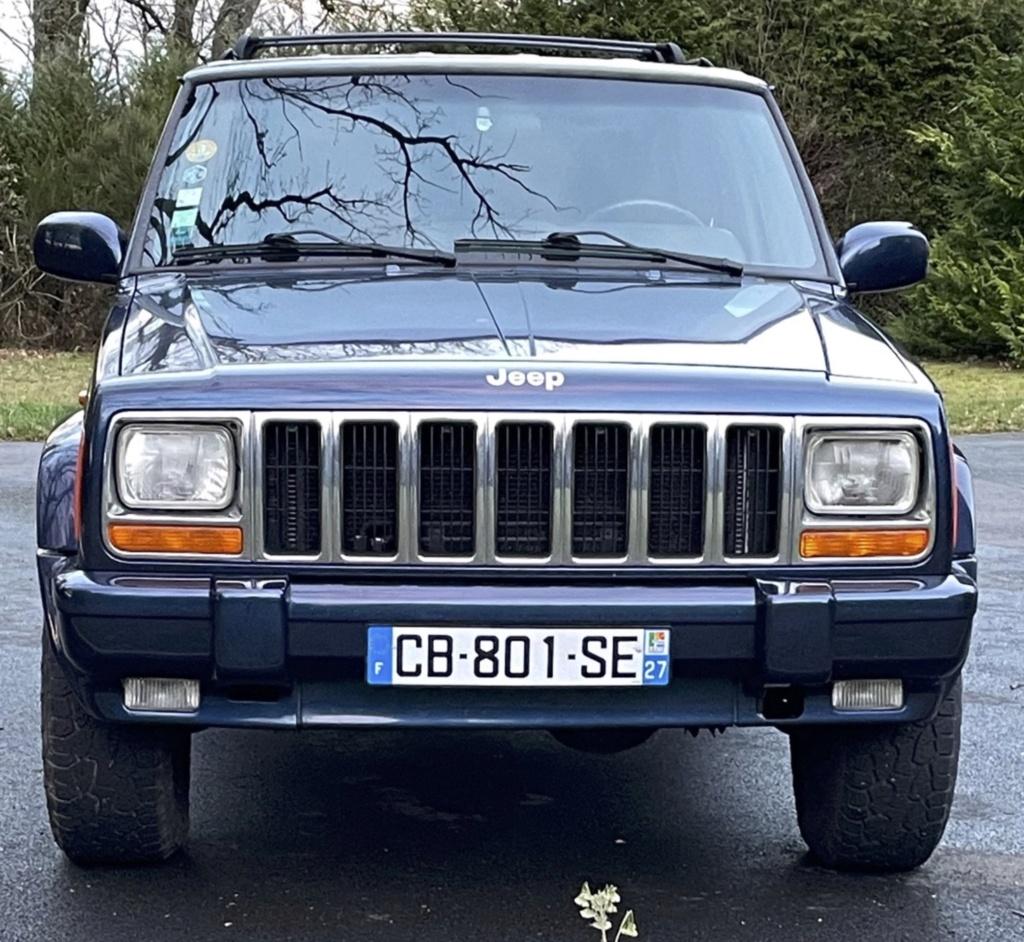 Obelix...Le retour en XJ Jeep110