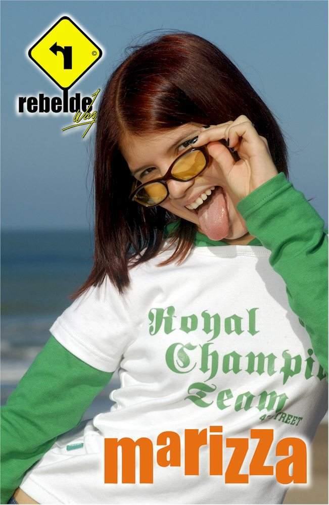 Rebelde Way Cami_b10